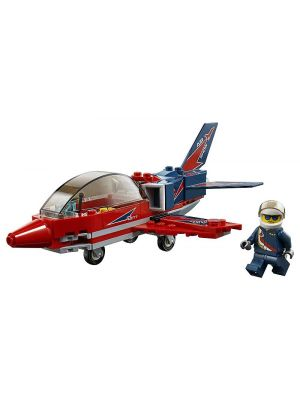 City Great Vehicles Jet Acrobatico 60177 di Lego