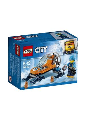 City Arctic Expedition - Mini-Motoslitta Artica 60190 di Lego