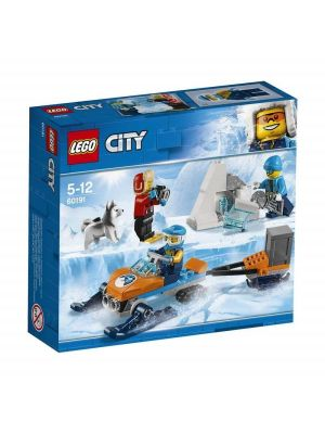 City Team di esplorazione Artico 60191 di Lego