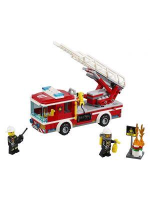 Autopompa dei vigili del fuoco 60107 di Lego