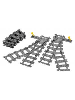 Scambi Per La Ferrovia 7895 di Lego