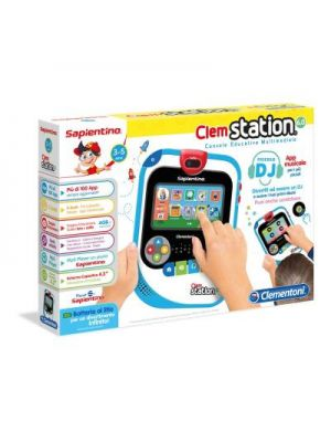 ClemStation 6.0 Computer e Tablet Giocattolo di Clementoni