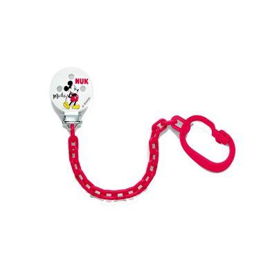 Nuk Catenella Portaciuccio Disney Mickey Mouse di Nuk