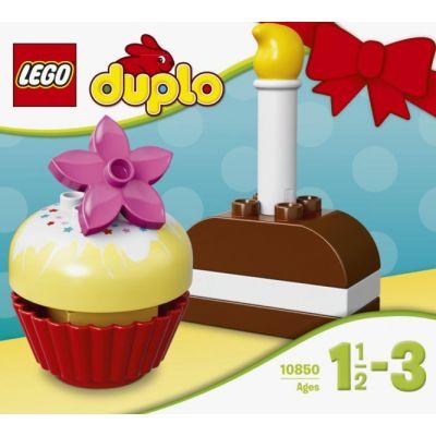 Set Costruzioni Le Mie Prime Torte 10850 di Lego