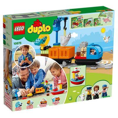 Il Grande Treno Merci 10875 di Lego