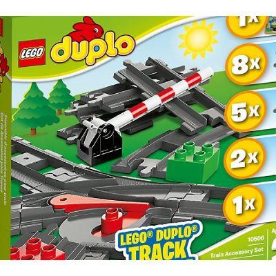 Set Accessori Ferrovia 10506 di Lego