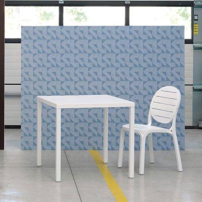 Tavolo Cube 80 Bianco di Nardi