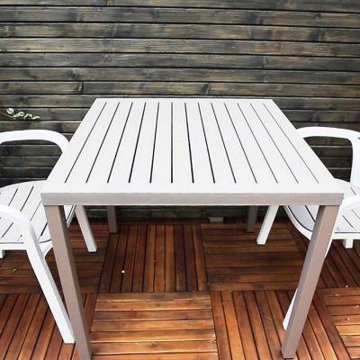 Tavolo Cube 70 Bianco di Nardi