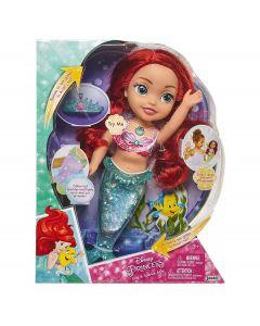 Disney Princess Bambola Ariel Musicale 35 cm di Jakks
