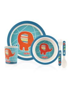Set Pappa in Bamboo di Nuby