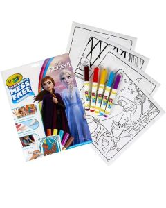 Color Wonder Foldalope Disney Frozen 2 di Crayola