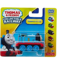 Thomas And Friends Collectible Railway Die-Cast Assortito di Fisher Price
