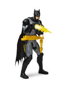 Batman 30 Cm Deluxe con Cintura e Armi Intercambiabili di Spin Master