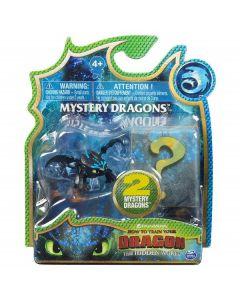Dragons - Mystery Draghi, Confezione da 2 Pezzi, 6045092, assortiti di Spin Master
