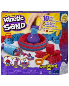 Kinetic Sand, Sandisfying Set di Spin Master