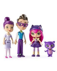 Playset Little Charmers - La Famiglia di Hazel di Spin Master