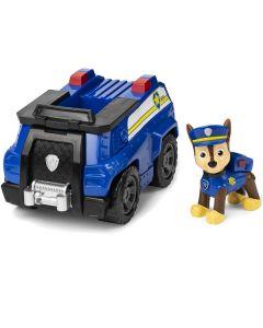 Paw Patrol New Veicolo Base con Cucciolo Rimovibile Assortito di Spin Master