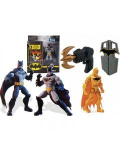 Personaggio Articolato Batman 10 cm Assortito Con Arma Assortito di Spin Master