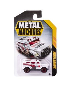 Zuru Metal Machines Cars Single Pack Assortito di Giocheria
