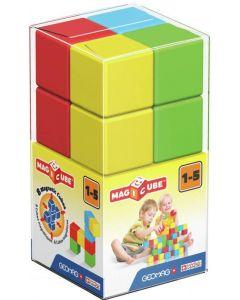 GEOMAG Magicube Full Color 147 Pre-Scool da 8 Cubi
