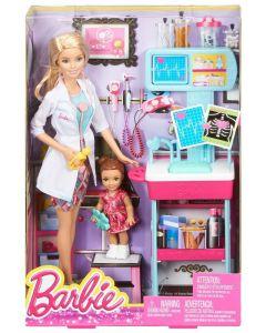 Playset Barbie in Carriera Assortito di Mattel