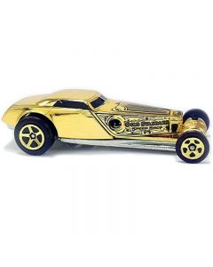 Hot Wheels - Hi Roller Gold di Mattel