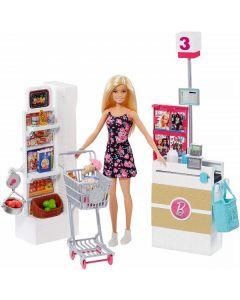 Il Supermercato Di Barbie di Mattel