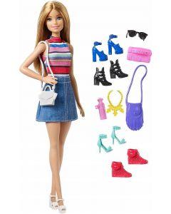 Barbie e i Suoi Accessori di Mattel
