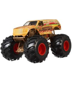 Hot Wheels Monster Trucks All BEEFED UP GBV41 di Mattel