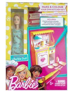 Barbie Salone di Bellezza di Mattel