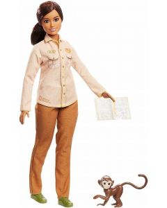 Barbie Carriere National Geographic di Mattel
