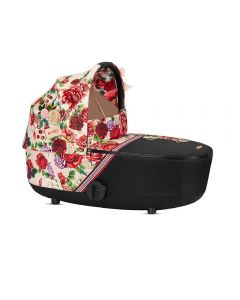 Mios Lux Carry Cot Spring Blossom Light di Cybex
