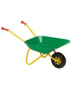Carriola in Metallo Verde di Rolly Toys