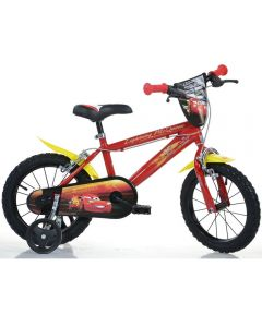 Bici 16 Cars di Dino Bikes