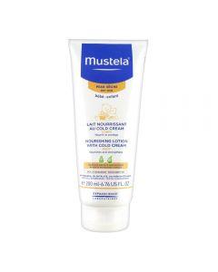 Latte Nutriente Corpo Al Cold Cream di Mustela