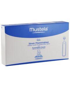 Soluzione Fisiologica 20 Fiale - 5 Ml di Mustela