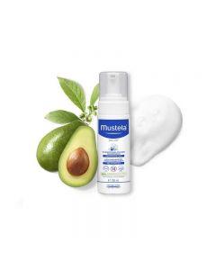 Shampoo Mousse per Trattamento Crosta Lattea di Mustela