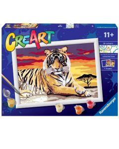 CreArt Tigre di Ravensburger