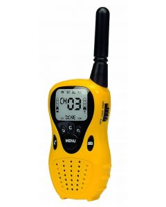 Walkie Talkie 2 pz Portata 80mt di Simba