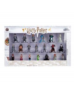 Play Set Harry Potter 20 Personaggi Assortiti in Metallo 4 cm di Simba