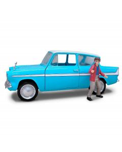 Harry Potter Auto Ford 1967 Scala 1:24 con Personaggio di Simba