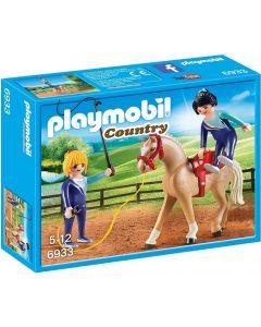 Addestramento Equestre 6933 di Playmobil