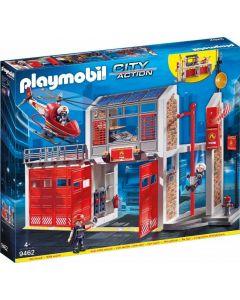 Grande Centrale dei Vigili del Fuoco 9462 di Playmobil