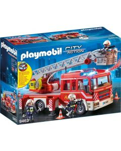Autoscala dei Vigili del Fuoco 9463 di Playmobil