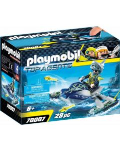 Moto d'acqua SHARK TEAM 70007 diPlaymobil
