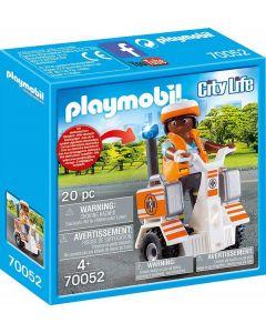 BALANCE SCOOTER PRONTO SOCCORSO 70052 di Playmobil