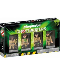 Playmobil 70175 - Ghostbusters Collector's Set