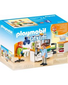Playmobil 70197 - Oculista