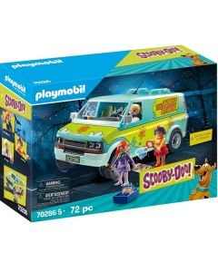 Playset Scooby Doo Mistery Machine e Presonaggi 70286 di Playmobil