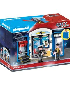 Stazione di Polizia City Action 70306 di Playmobil